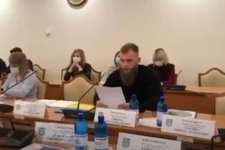 """Артем Дмитрук передав Генеральному прокурору заяву про злочин, метою якого є передача майна """"Українського Дунайського Пароплавства"""" приватній угорській компанії"""