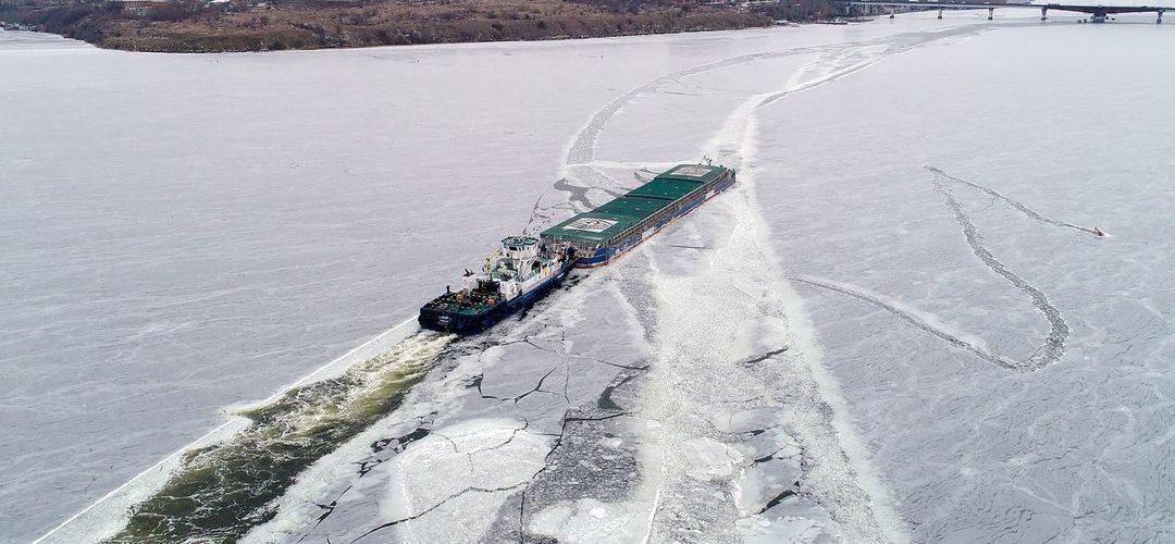 """У 2020 році ТОВ СП """"Нібулон"""" транспортував водними шляхами 4,14 млн тонн вантажів"""