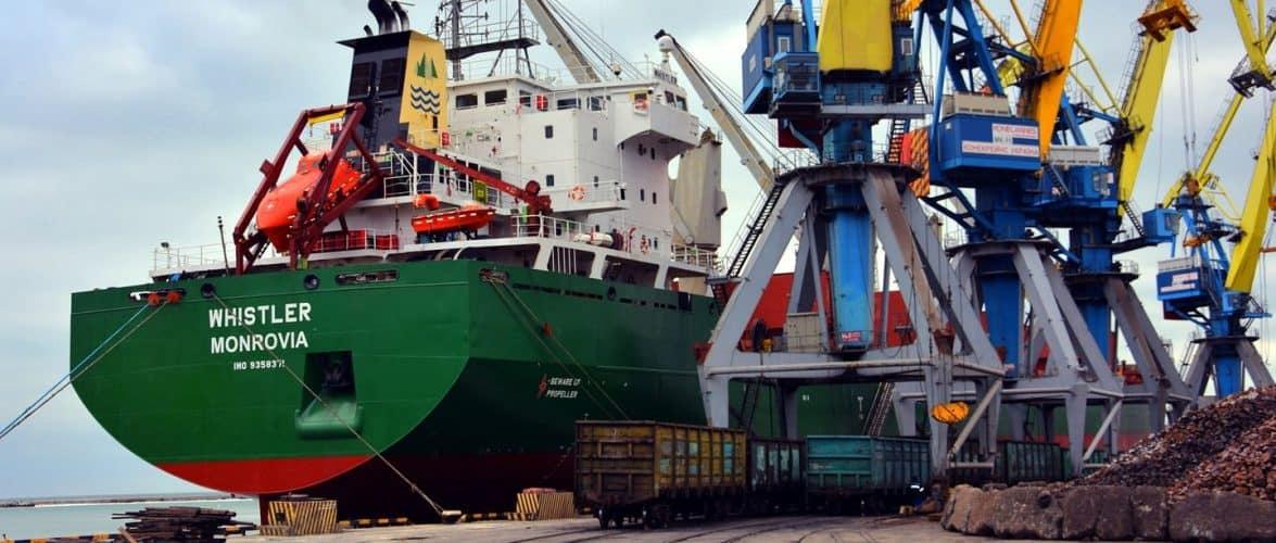 Вперше за останні три роки з Маріупольського порту вирушило судно в Мексику