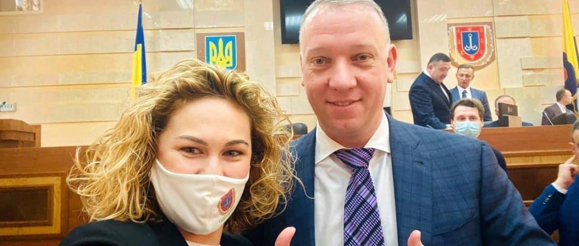 (ВІДЕО) Одеська облрада прийняла звернення до Уряду про необхідність наведення порядку в сфері сертифікації моряків та заборони передачі флоту УДП угорській компанії