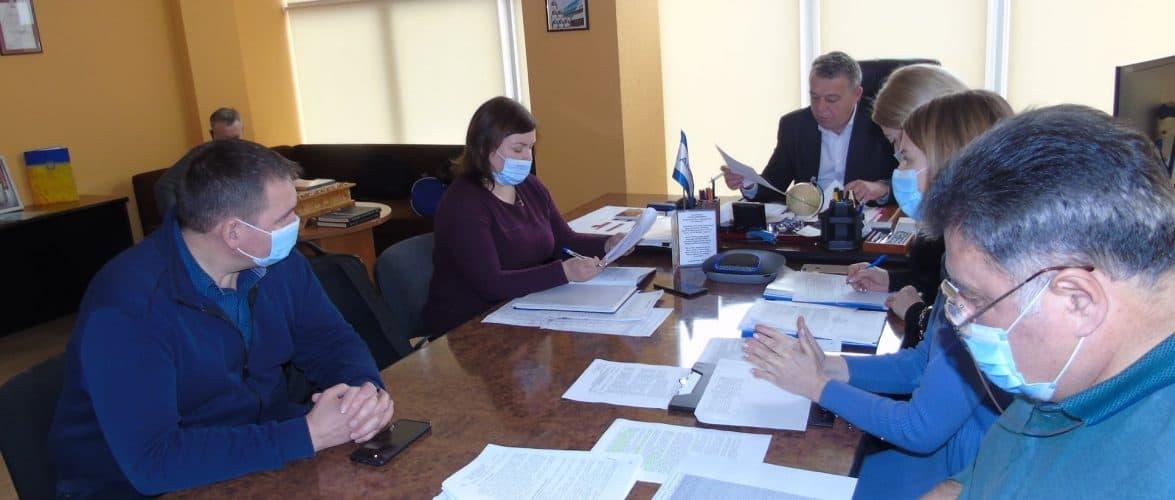 Рада морського порту Ізмаїл розглянула нову редакцію обов'язкових постанов