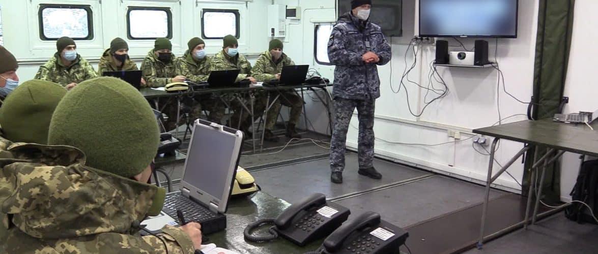 """Майбутні оператори комплексів """"Нептун"""" проходять підготовку по роботі з автоматизованою системою ситуаційної обізнанності"""