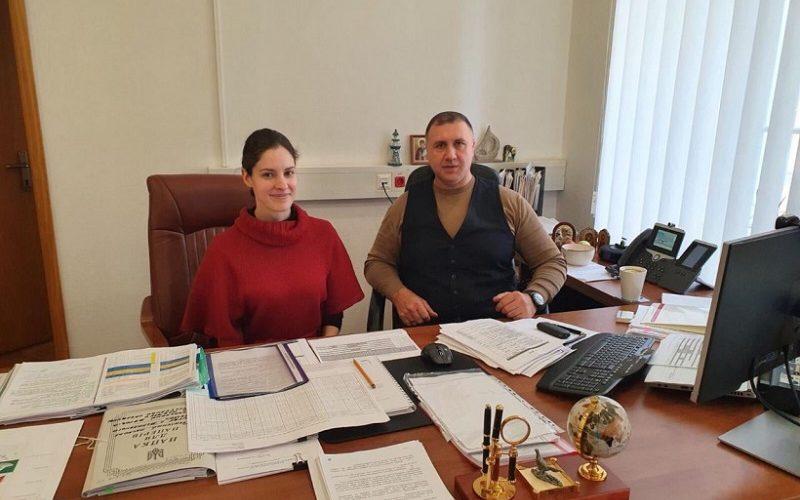 Представник України в Дунайській Комісії провела робочу зустріч із заступником Голови ДП «Адміністрація морських портів України»