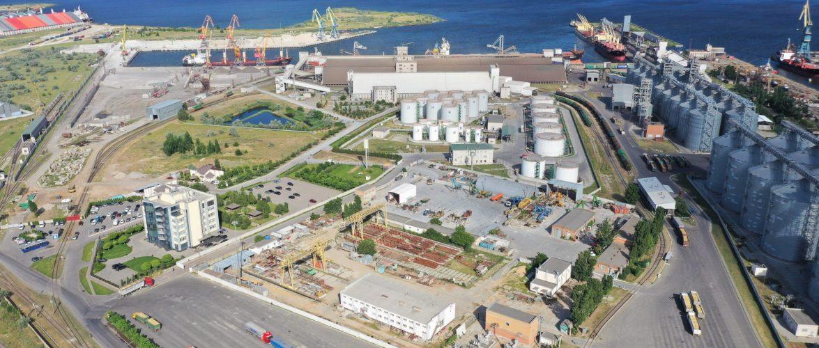 У модернізацію порту «Ніка-Тера» за 2020 рік було вкладено понад 60 млн грн