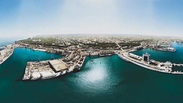 Адміністрація Одеського порту погодила межі пункту пропуску у морському порту з відповідними органами Держприкордонслужби та Митниці