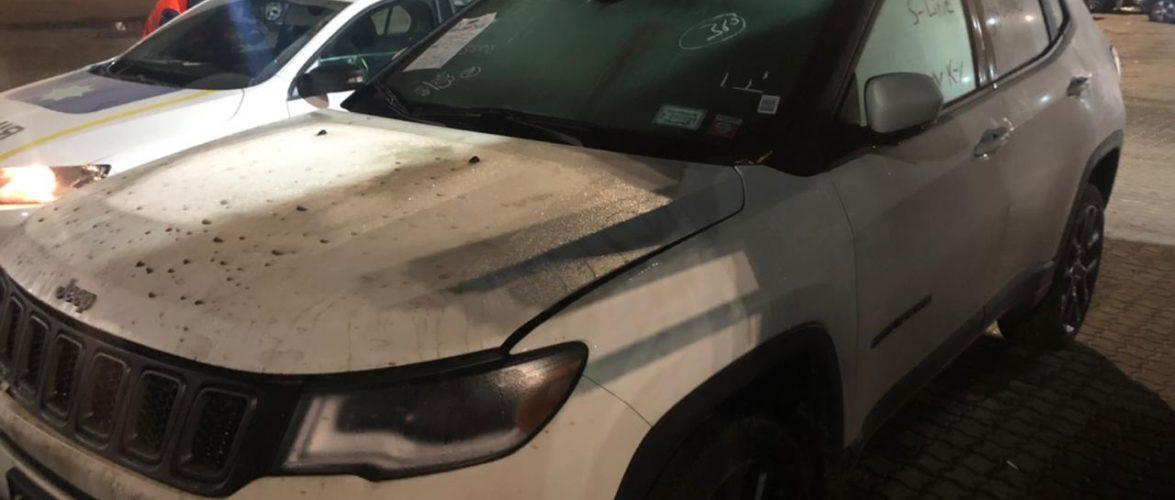 В порт Одеси прибув «Jeep» викрадений у Мексиці
