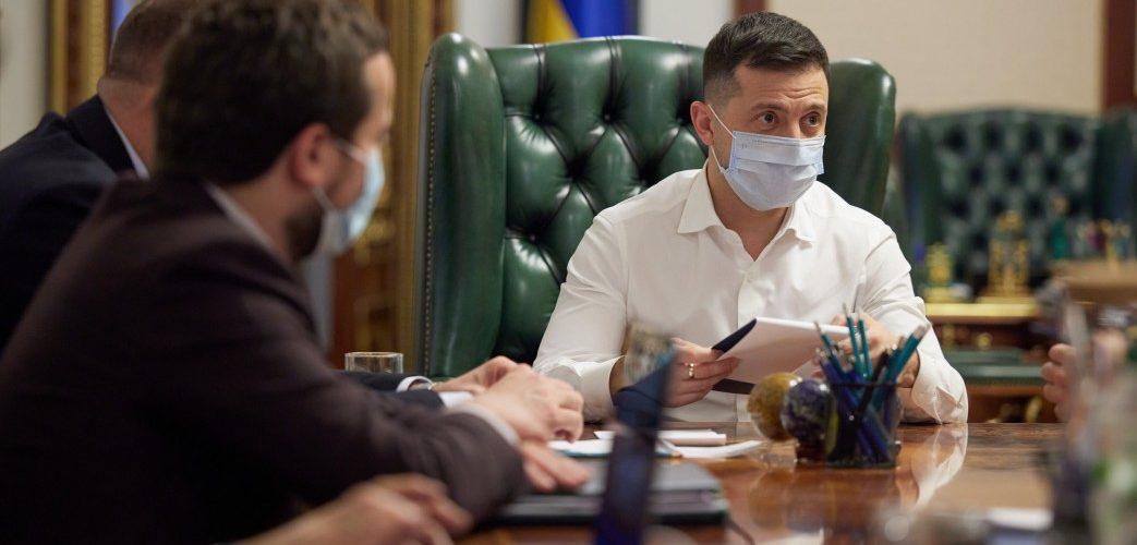 В Україні має бути сучасна та безпечна інфраструктура – Президент