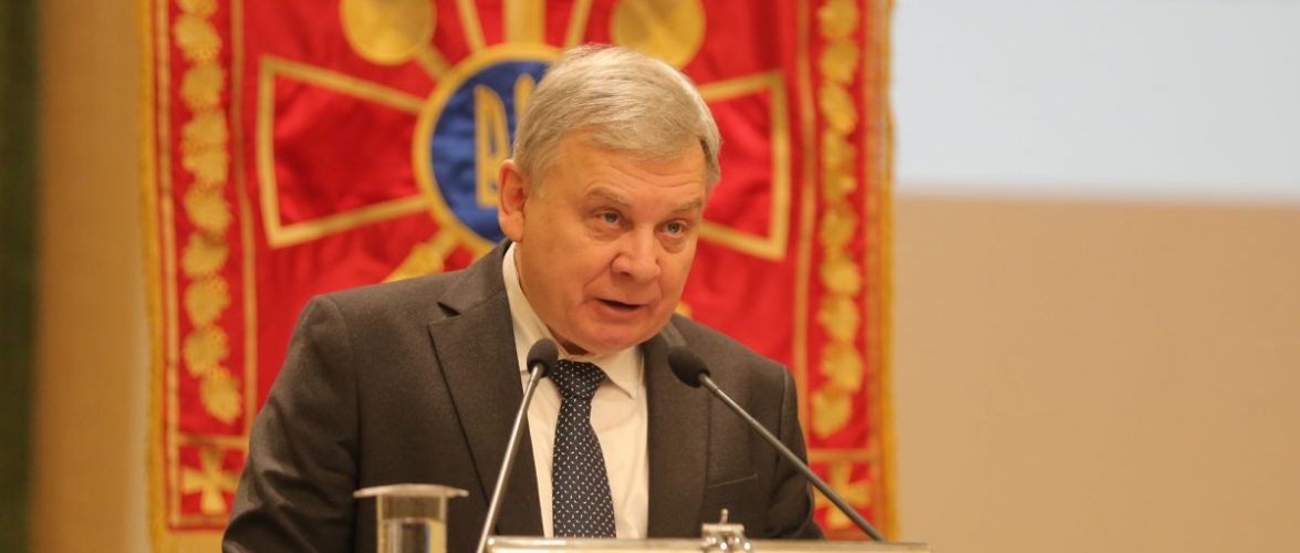 Наш пріоритет – відновити спроможності Військово-Морських Сил України протягом двох-трьох років, – Андрій Таран