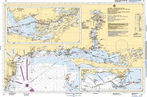 ДУ «Держгідрографія» здійснено нове видання таких морських навігаційних карт
