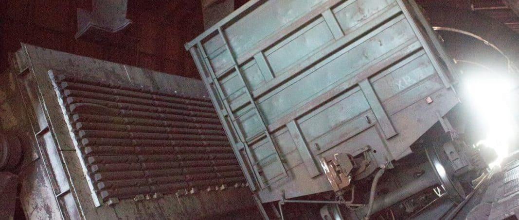 На ДП «МТП «Южний» на вагоноперекидачі встановлена багаторівнева система очищення вантажів