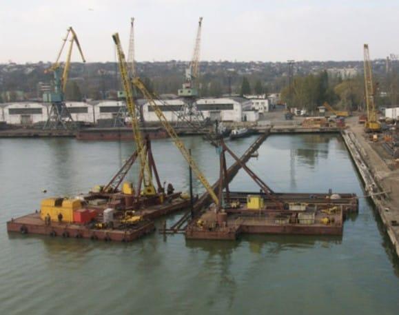 """""""Підприємство """"Маст-буд"""" має сплатити 3 382 350,13 грн штрафних санкцій занесвоєчасну реконструкцію гідротехнічної частини причалу №4 морського порту Маріуполя"""
