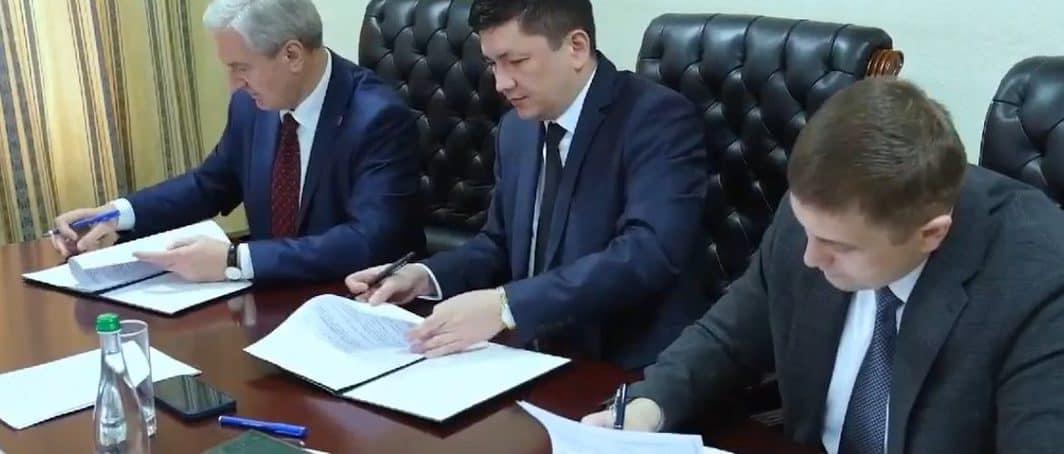 (ВІДЕО) Голови трьох областей Півдня України прийняли рішення спільно боротись з перевантаженням важковагових транспортних засобів