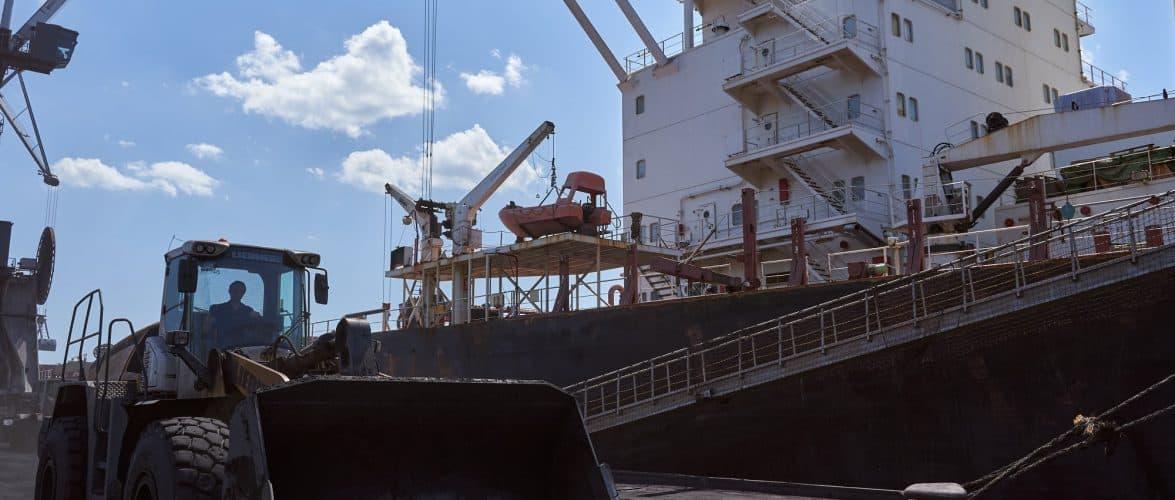 """Морський порт """"Южний"""" обробив 38 суден за два місяця 2021 року"""