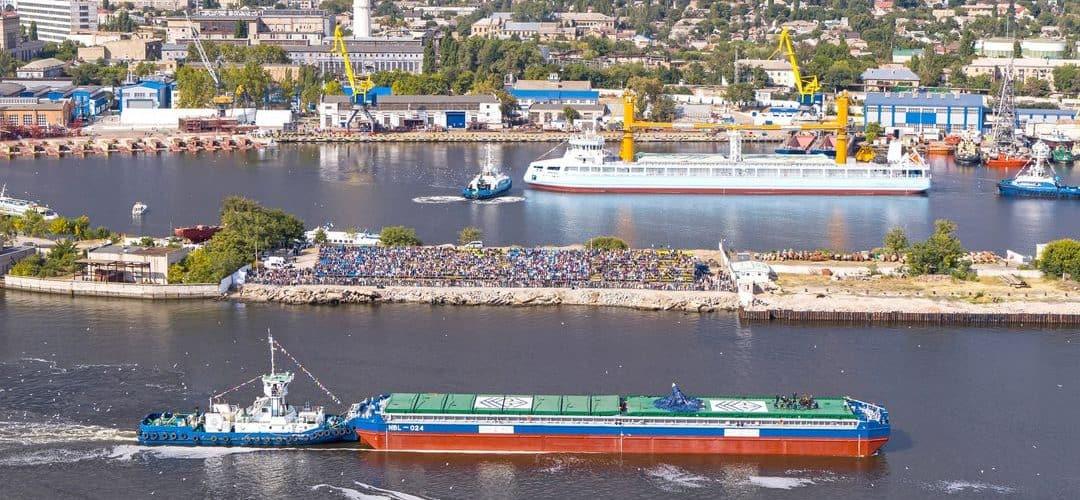 """У лютому """"Нібулон"""" відвантажив на експорт більше 447 тис. тонн збіжжя"""