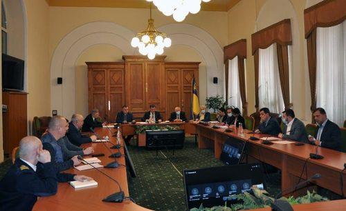 Відбулося чергове засідання Ради Одеського порту