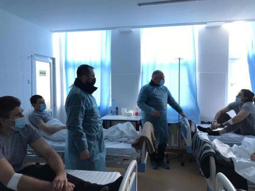 Українські моряки з Vologo Balt 179, окрім жінки, будуть виписані з лікарні орієнтовно 15 березня – МЗС