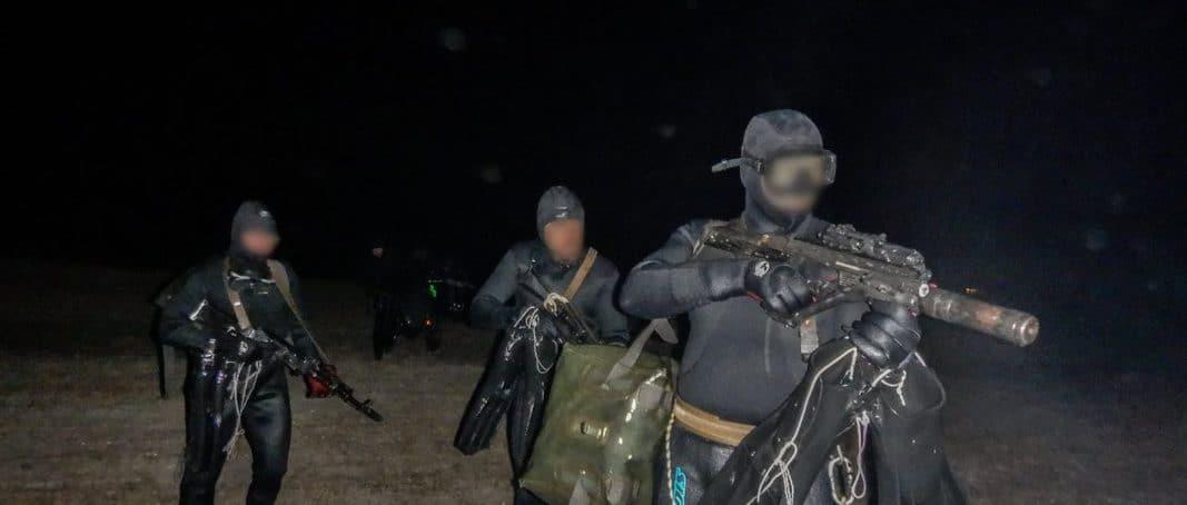 73 морський центр імені кошового отамана Антіна Головатого провів нічні навчання