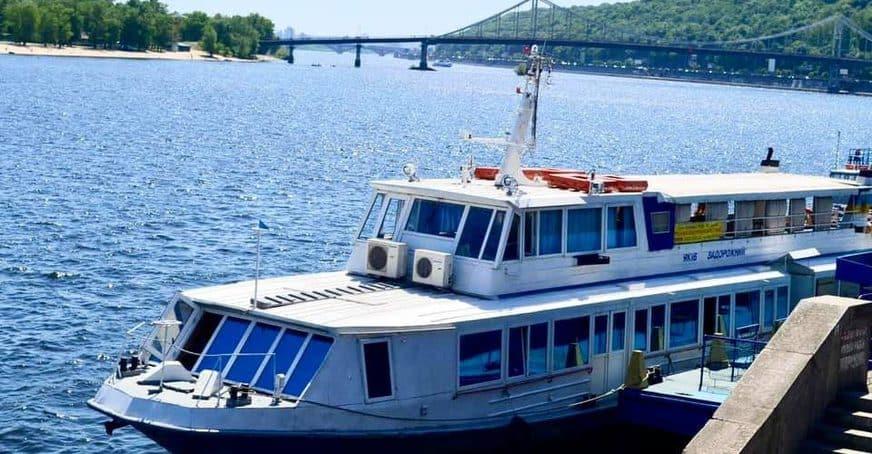 """""""Адміністрація річкових портів"""" передала у бербоут-чартер 5 теплоходів міській раді Херсону"""