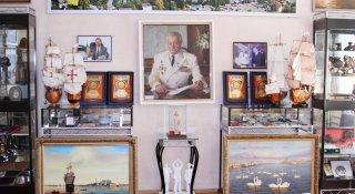 51 рік тому було зроблено перший крок до створення Музею історії Іллічівського порту (порту «Чорноморськ»)