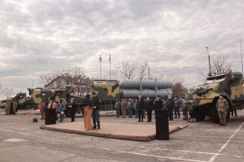 Дослідні зразки ракетного комплексу РК-360МЦ «Нептун» сьогодні передано доскладу ВМС України