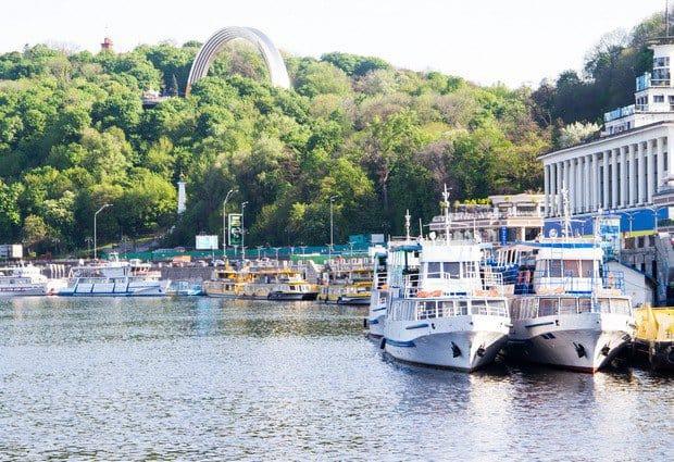 З Річкового вокзалу на Березняки і Русанівку – КМДА працює над відродженням річкових перевезень