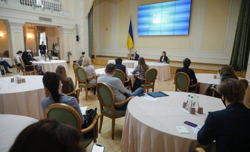 Прем'єр-міністр: Уряд взяв стратегію на збільшення власного видобутку газу в Україні