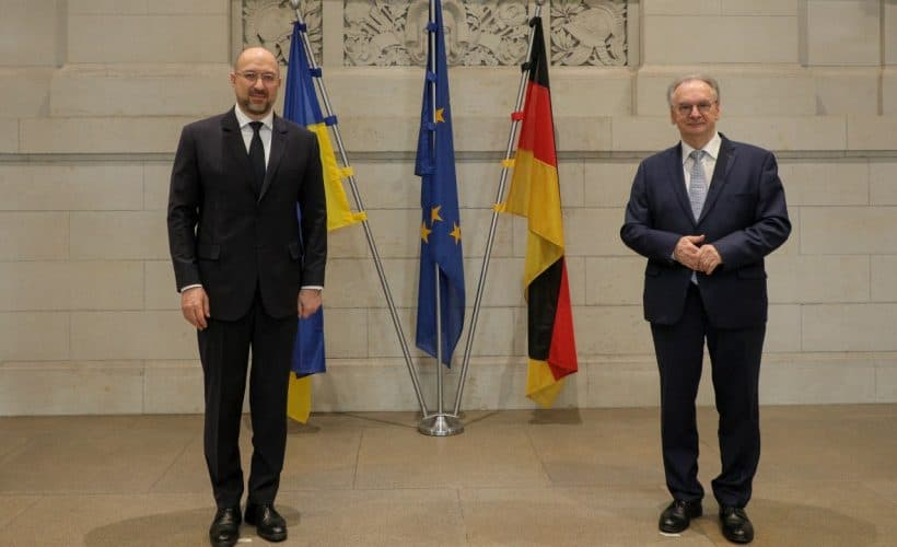 Прем'єр-міністр розповів Президенту Бундесрату про інвестиційні проекти в Україні