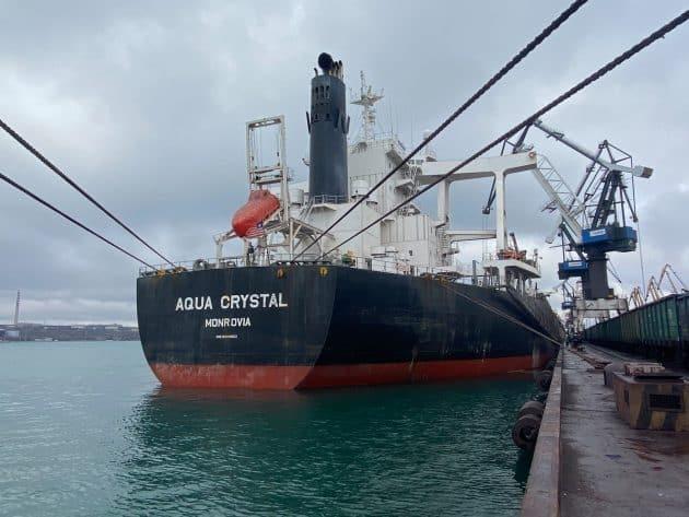 50 суденоброблено на ДП «МТП «Южний»з початку 2021 року