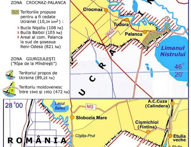 Земля, на якій розташований порт Джурджулешти, повинна вважатися територією Ренійської громади – міський голова