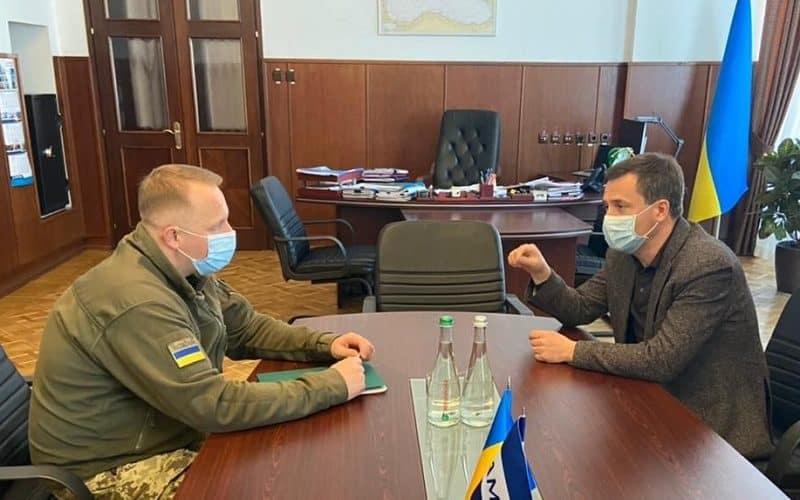 Відбулась робоча зустріч керівництва ДП «АМПУ» з керівництвом Південного регіонального управління Державної прикордонної служби України