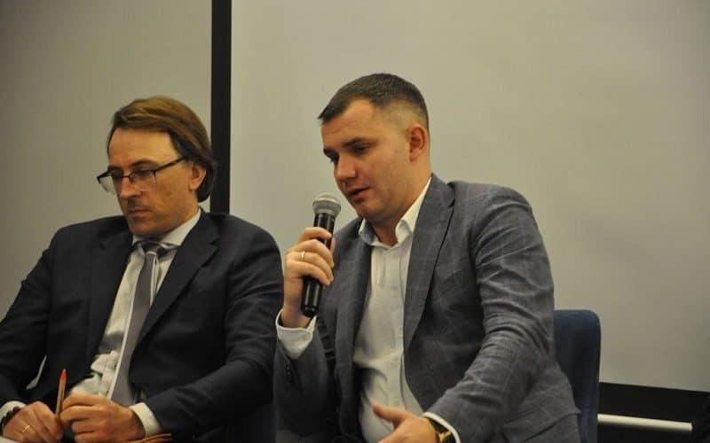 Представники ДП «АМПУ» взяли участь у форумі «Виклики у практиці організації контейнерних перевезень»