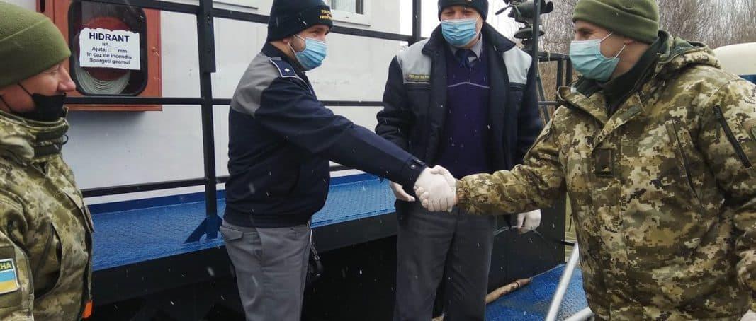 Прикордонники України та Румунії відновили спільні патрулювання державного кордону на річці Дунай