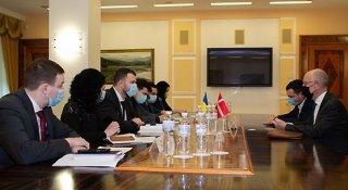 У МІУ сподіваються залучити данський бізнес до концесійних проєктів у Чорноморському порту