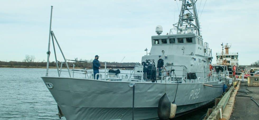 Кораблі «Фастів» і «Суми» не нові, але їх стан відмінний, – старший лейтенант Сергій Щербина