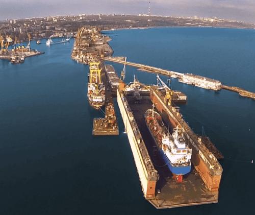 ТОВ «СРЗ» передає цілісний майновий комплекс Азовського судноремонтного заводу державі