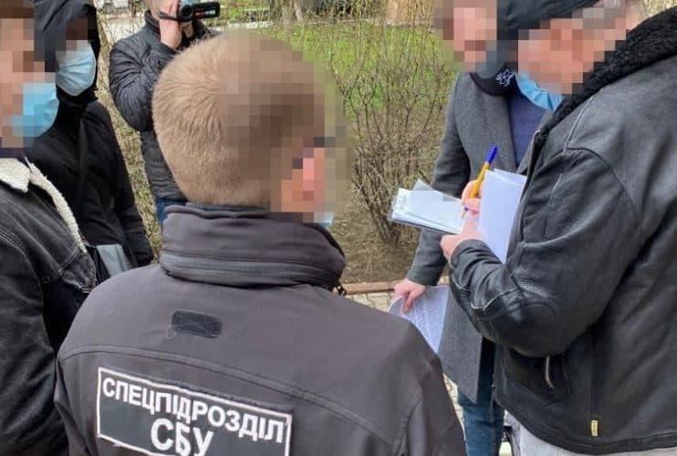 СБУ повідомила про підозру одному з колишніх керівників Одеського морського торговельного порту