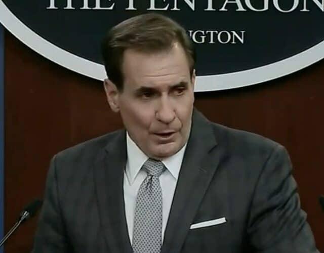 (ВІДЕО) Пентагон відмовився коментувати зміну планів щодо відправки кораблів в Чорне Море