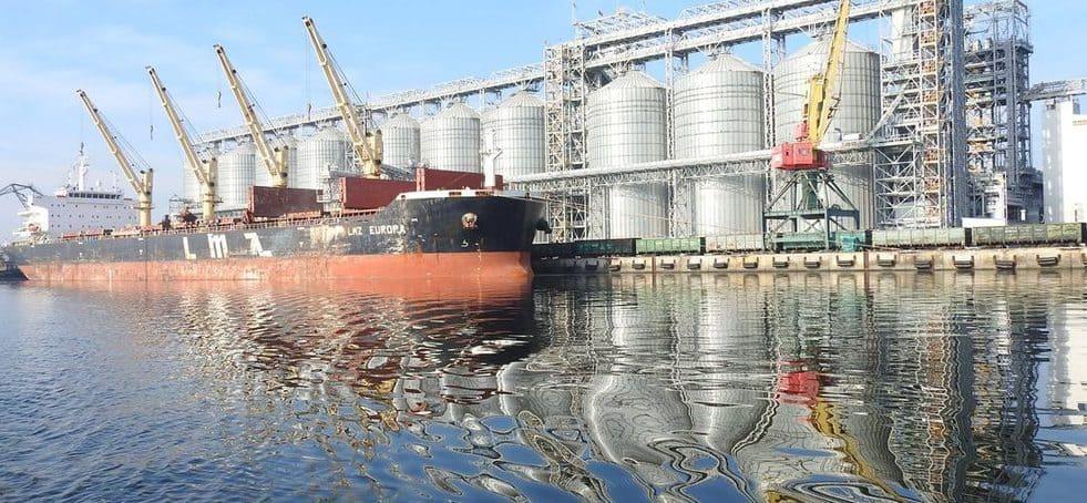 5,9 млн тон перевантажив Миколаївський порт в першому кварталі поточного року