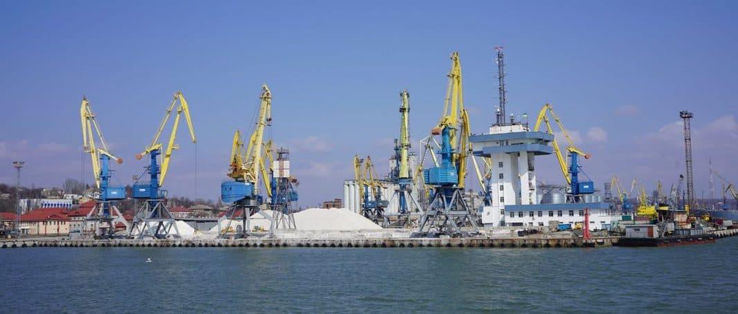 У Маріупольському порту за березень перевантажено 529,4 тис. тонн
