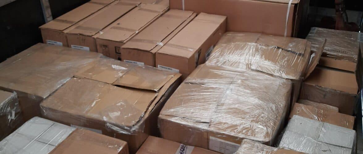 Контррозвідка СБУ запобігла вивезенню з України обладнання для військових кораблів