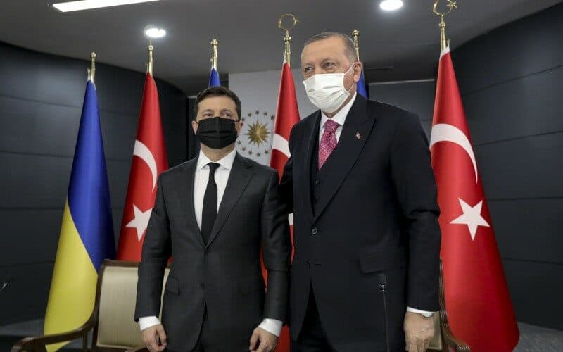 Президенти сподіваються підписати Угоду про вільну торгівлю між Україною й Турецькою Республікою
