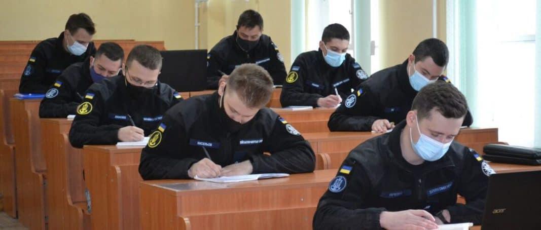 П'ятий екіпаж «Айленду» готовий до відправки на навчання до США