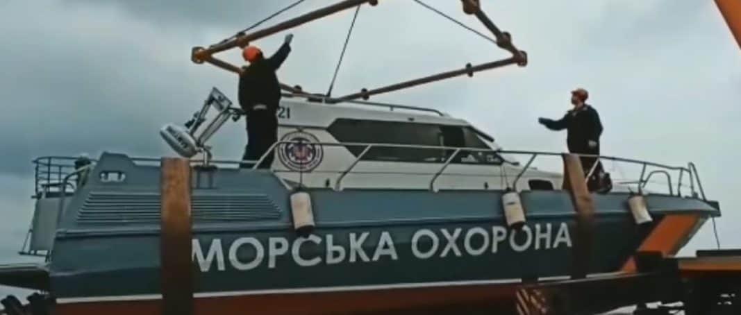 Морська охорона нагадує власникам маломірних суден про правила у прикордонному контрольованому районі