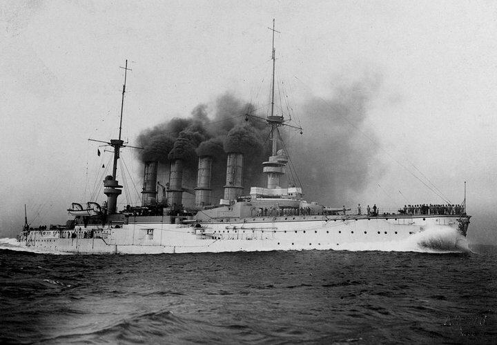 """(ВІДЕО) Вийшов фільм """"Битва за Атлантику"""" про морські битви Першої Світової"""