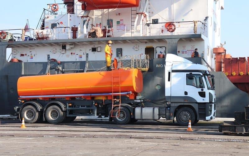 """Порт """"Ольвія"""" вдосконалив систему приймальних споруд для суднових забруднюючих речовин в рамках проєкту «Зелений порт»"""