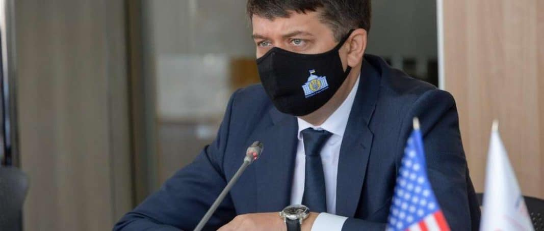 Законопроект №4416 щодо діяльності індустріальних парків один з пріоритетних – голова Верховної Ради