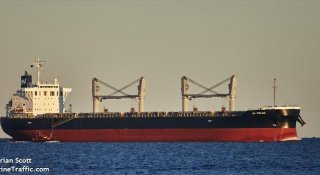 За три доби на першому вантажному районі порту «Чорноморськ» відвантажено майже 57 тисяч тонн сталевої заготовки