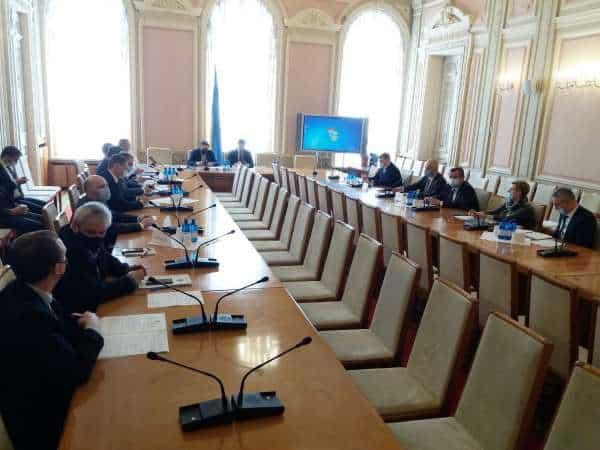 На засіданні МФО Верховної Ради обговорено питання оновлення рухомого складу залізничного транспорту