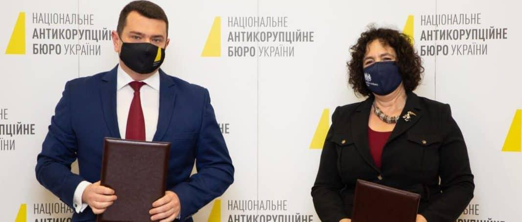 НАБУ і британський уряд посилюють співпрацю у протидії корупції в Україні