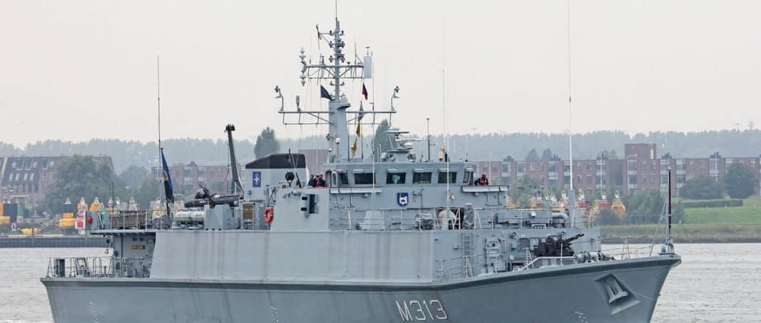 Україна веде перемовини про придбання тральщиків типу Sandown у Британії